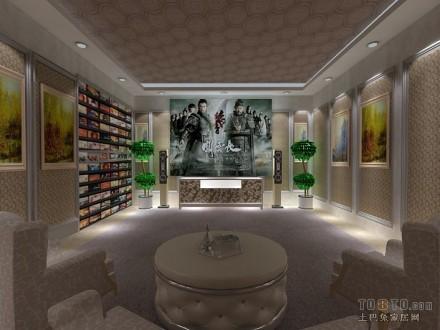 大客厅装饰图